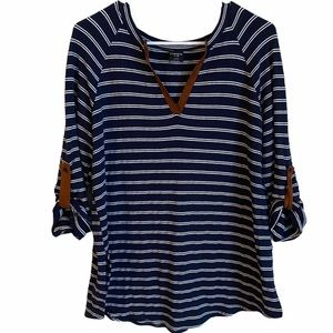 Ethereal by Paper Crane Long Sleeve Top Large
